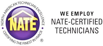 NATE HVAC Company Denver