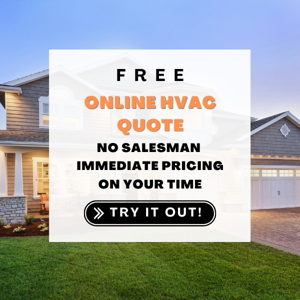 Free Online HVAC Quote System